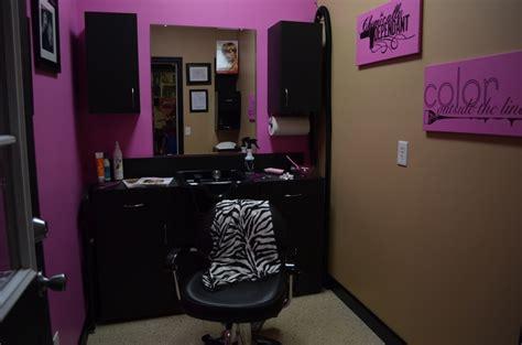 my 1st in home salon www salonrachael home salon