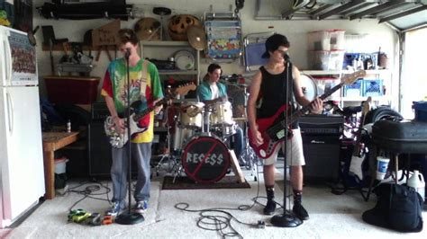 The Garage Band by In The Garage By Weezer Band Cover