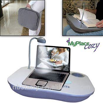 laptop desk tray as seen on tv my place cozy deluxe as seen on tv cushioned portable