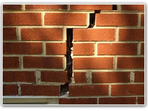 cracked bricks foundation problems jes foundation