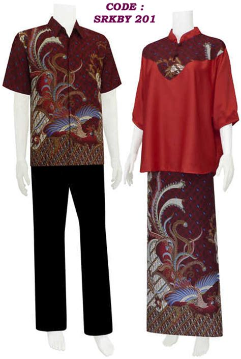 Kain Baby Touch koleksi sarimbit kebaya koleksi baju batik modern
