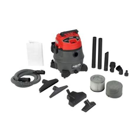 ridgid 14 gal hepa vacuum rv2400hf the home depot
