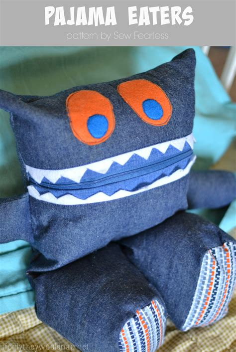 Handmade Gifts For Boys - handmade gifts for boys day 3 pajama eaters if only