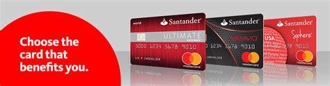 Blank Santander Credit Card Template by Business Credit Cards Santander Choice Image Card Design