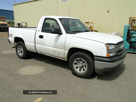 silverado short bed 2005 chevrolet silverado 1500 short bed 4wd