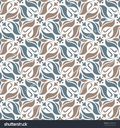 2 color pattern design seamless pattern vector design two color stock vector