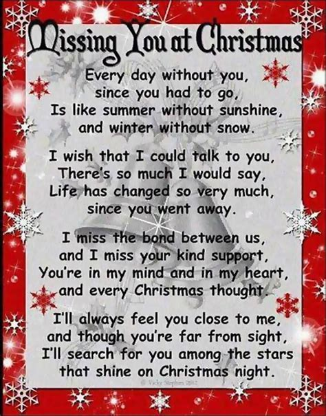 Missing You At Christmas Pictures, Photos, and Images for
