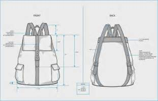 the spinsterhood diaries sample fashion project backpack