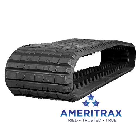 Skid Steer Rubber Tracks by Asv Rc100 Rubber Track