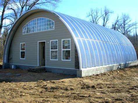 Tm Home by Quonset Hut Home Safe Easy And Affordable Steelmaster