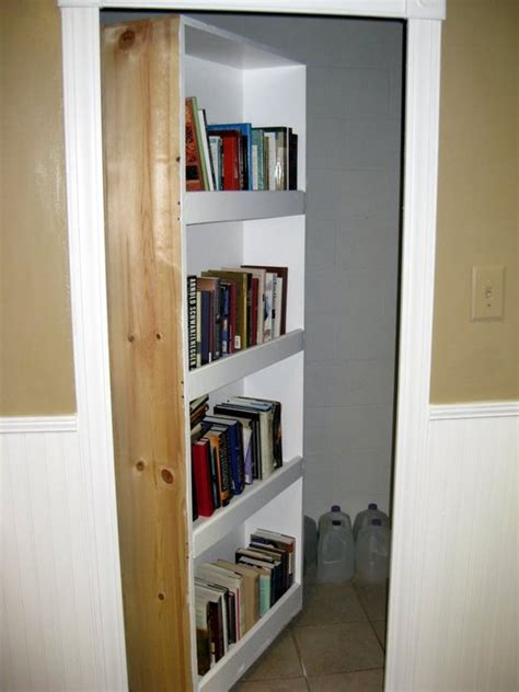 built in bookcase door by wigginton lumberjocks