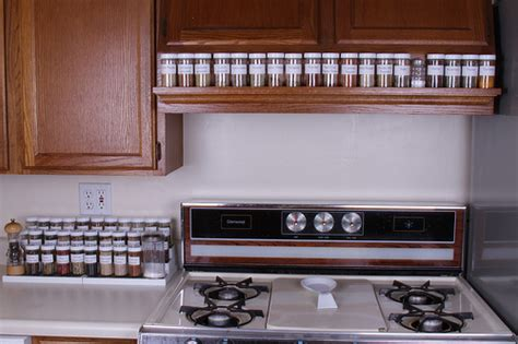 diy  clever kitchen spices organization ideas