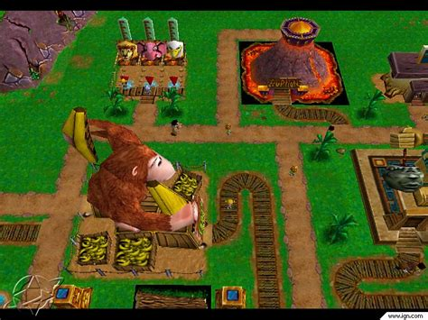 theme park world ps2 theme park rollercoaster screenshots pictures wallpapers