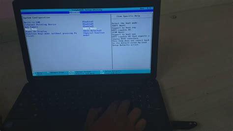 installing windows   toshiba  uefi mode youtube