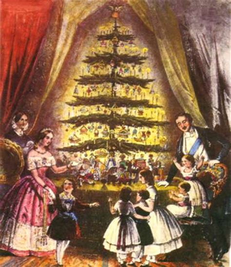 queen victoria s christmas tree history myths debunked
