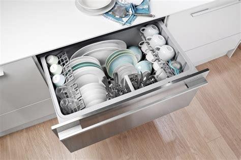 Half Drawer Dishwasher by All About Drawer Dishwashers Kitchn