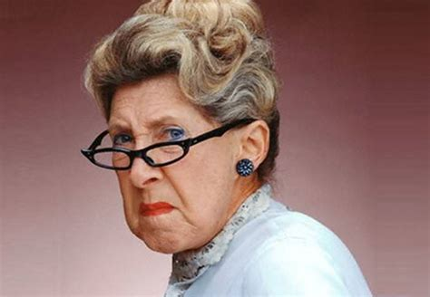 Grumpy Old Lady Meme - when i am an old woman i m going to be grumpy ellen padnos