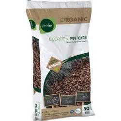 ecorce pin cacao argile bois potager soin des