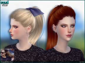 the sims 4 hair anto paraguay hair bows by alesso at tsr 187 sims 4 updates