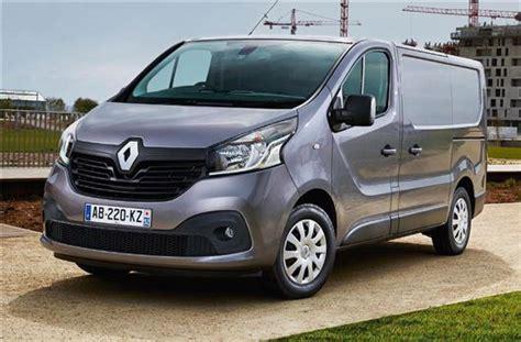 New Renault Trafic prices revealed     Honest John