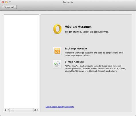 email yahoo imap yahoo account to outlook 2011 mac using imap