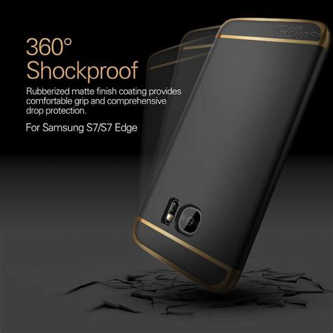 Samsung S8 Edge Original Gkk 360 Protection Hardcase ultra thin shockproof protector cover for