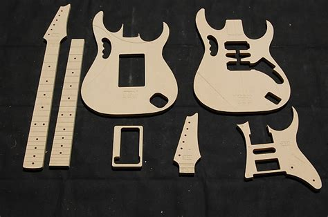 guitar templates for sale jem 777 guitar router template set 1 2 quot mdf cnc