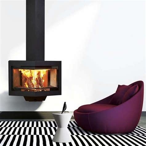 Poele Cheminee Design by Chemin 233 Es Ou Po 234 Les 224 Bois Ou 224 Granul 233 S Design Et