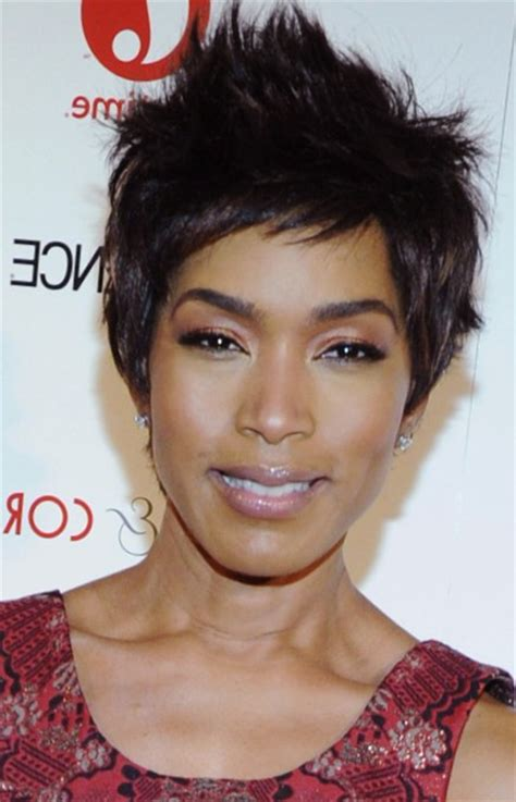 Angela Bassett Hairstyles by Angela Bassett Hairstyles Wallpaper