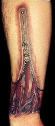 zipper tattoos designs best 25 zipper ideas on