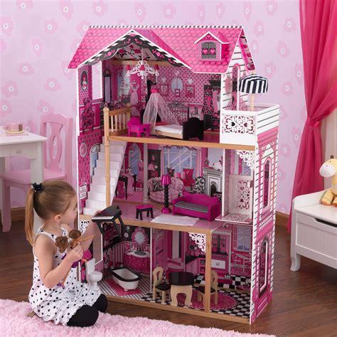 amelias doll house kidkraft amelia dollhouse 65093 toy dollhouses at hayneedle