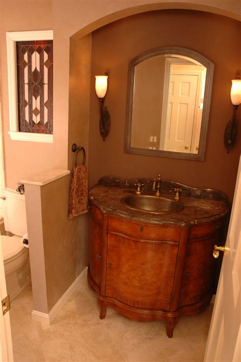 www bathroom cabinets 9 great design ideas for half baths and powder rooms