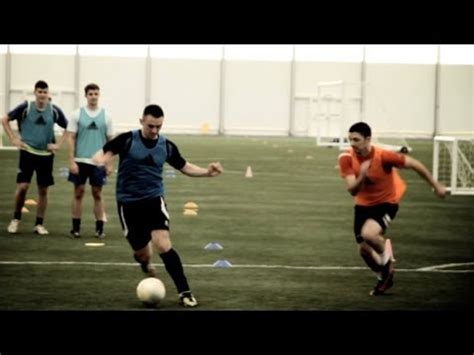 raise your how to improve soccer dribbling skills