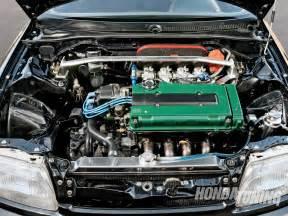 2001 honda civic vtec engine car interior design