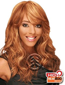 sister remy fiber high heat synthetic wig ht saja hollywood sis remy fiber synthetic wig high tech ht linda