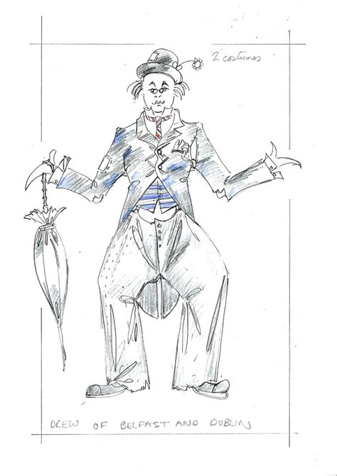 costume template theatre costume sketch templates