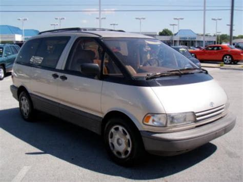 importarchive toyota previa 1991 1997 touchup paint