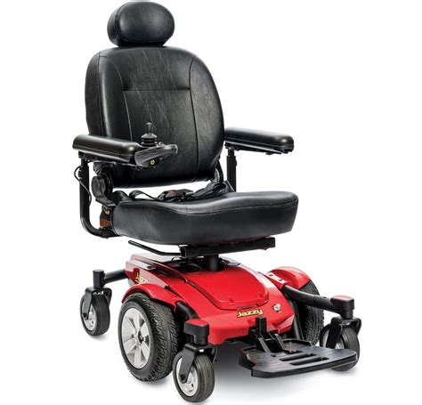 jazzy power chair jazzy select 6 power chair