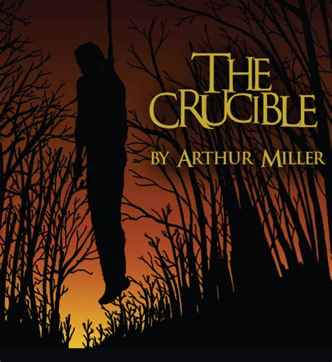 themes of intolerance in the crucible on stage the crucible at studio one theatre palm beach