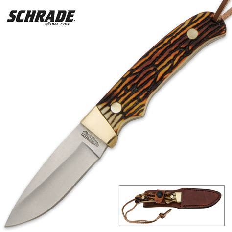 schrade henry knife schrade henry mini professional fixed blade