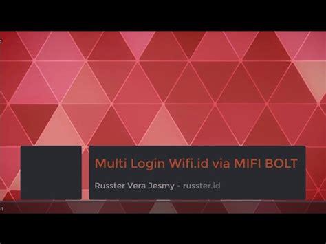 Modem Wifi Wellcomm Wm338g tutorial setting modem bolt 4g mengganti nama wifi password