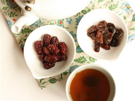longan date tea new year a winter elixir longan and date quot tea quot pickles and tea