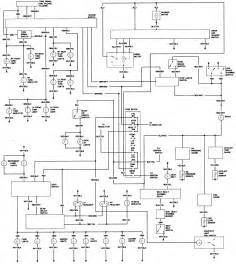 toyota landcruiser 80 series wiring diagram toyota land