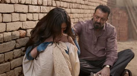 film india bhoomi bhoomi sanjay dutt is back with a bang media magick