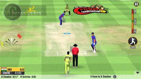 wcc 2 game mod apk download download world cricket chionship 2 apk wcc 2 apk