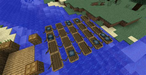 minecraft boat despawn with boats now holding mobs you can make some easy traps