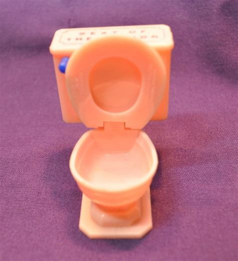 doll house toilet doll house toilet