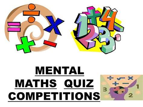 theme quiz online mental maths quiz competitions ppt video online download