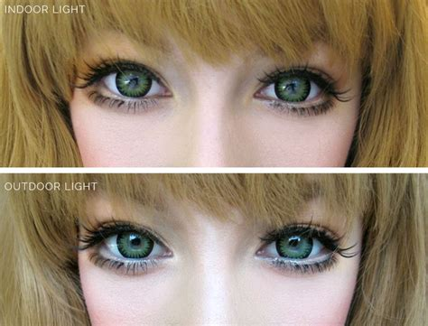 fda approved colored contacts 17 best images about green colored contacts circle