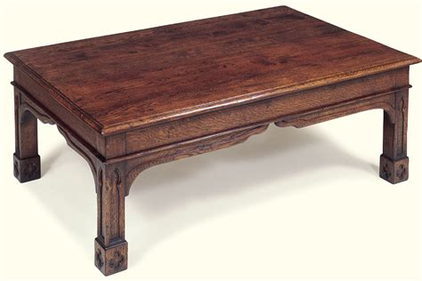 Haselbech oak and country furniture catalogue living room coffee tables gothic coffee table